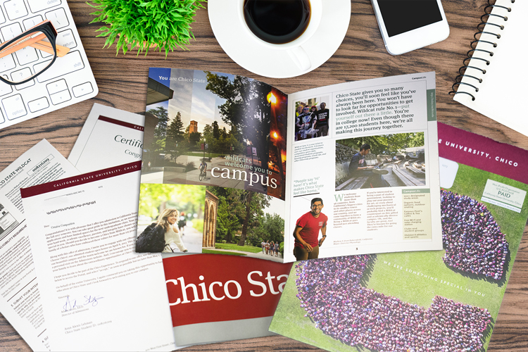 ChicoState Packet750