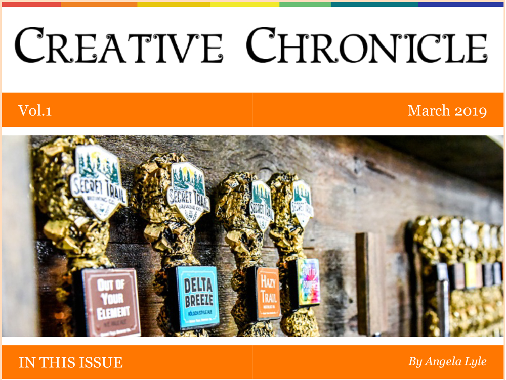 Creative Chronicle Print 1