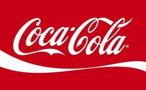 Coca Cola logo script font
