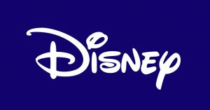 Disney Logo decorative fonr