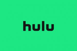 Hulu logo modern font