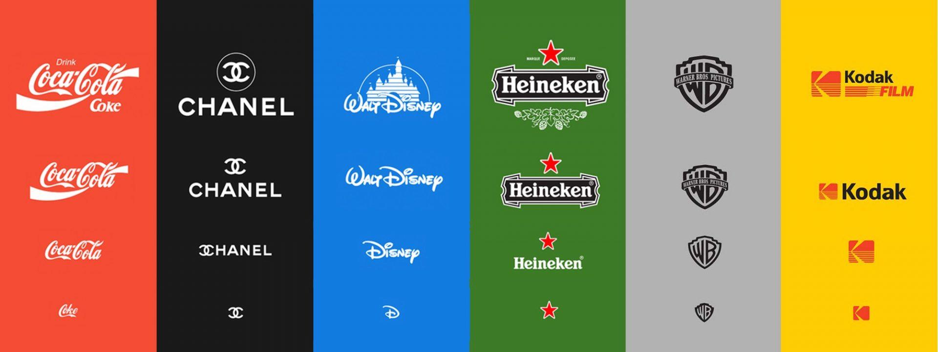 Logo Variation examples